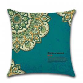 Sierkussen Marrakech Blauw 45x45cm