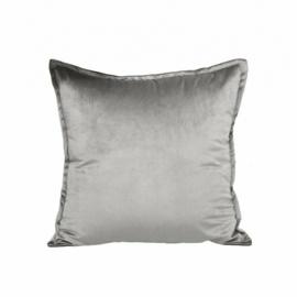Sierkussen Luxury Velvet Grijs 45x45cm