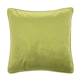 Sierkussen Microvelvet Groen 45x45cm