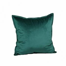 Sierkussen Luxury Velvet Groen 45x45cm