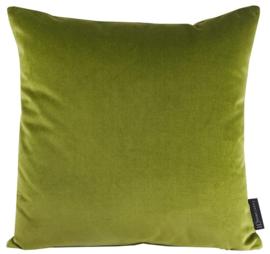 Sierkussen Velvet Grass Groen 45x45cm