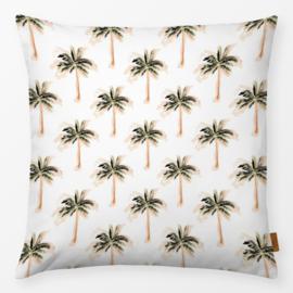 Sierkussen Palmboom Beige/Groen