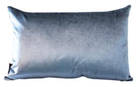Sierkussen SV Dark Blue Blauw 60x40cm
