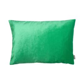 Sierkussen Lux Fluor Groen 35x50cm