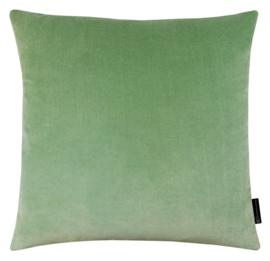 Sierkussen Velvet Mist Groen 60x60cm