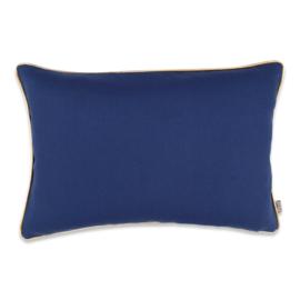 Sierkussen Keizer Blauw 40x60cm