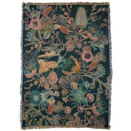 Plaid Flowers Multikleur 160×220cm