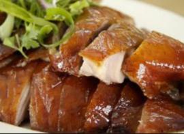 Canard sauce aigre-douce