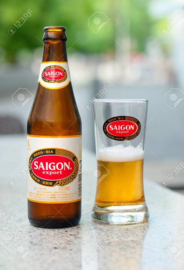 Saigon beer - 35cl