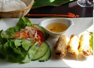 Nem à la Vietnamienne