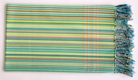 Kikoy lemon stripes
