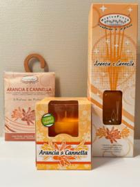 HygienFresh Arancia & Cannella geurverspreidersset