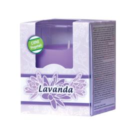 Geurkaars Lavanda (140 gram)