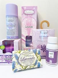 Lavendel geur- en waspakket
