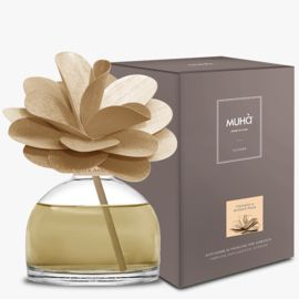 Muhà bloemdiffuser Vaniglia e Ambra Pura, 60 ml