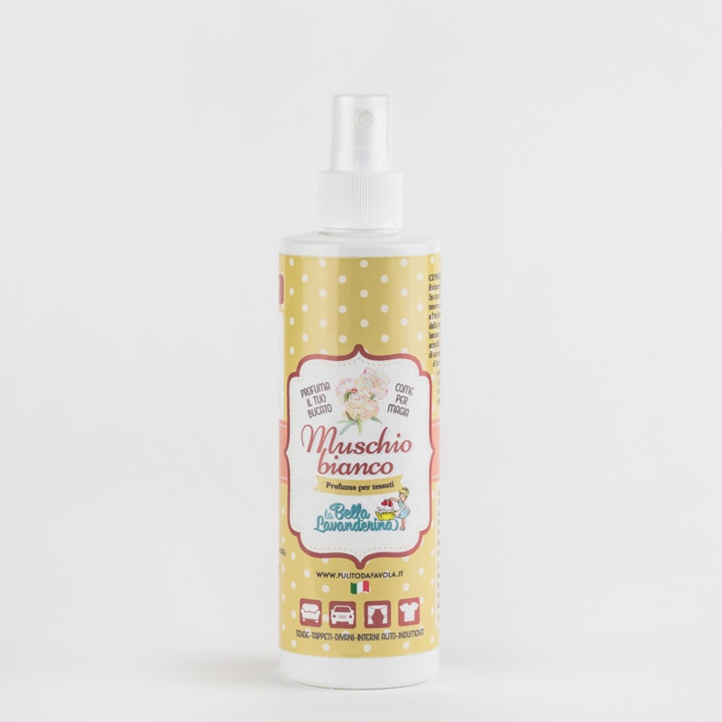 Muschio bianco homespray