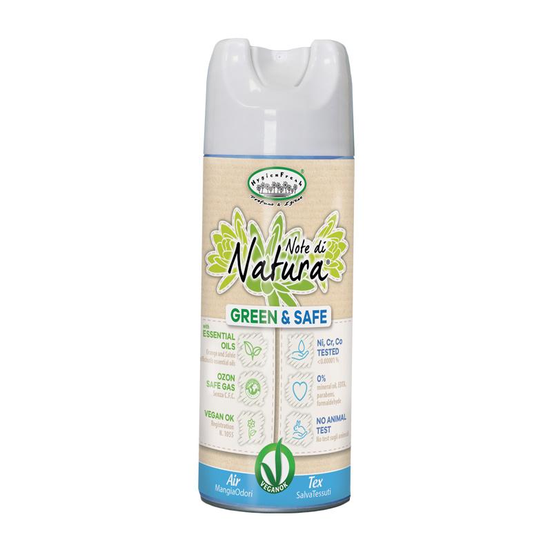 Note di Natura luchtverfrisser en textielspray, 400 ml