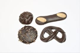 250 gram suikerarme chocolade