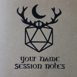 Session notes decal