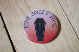 Tome sweet tome button