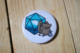 Wanderlust button