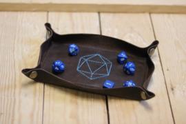 Custom tray of offering