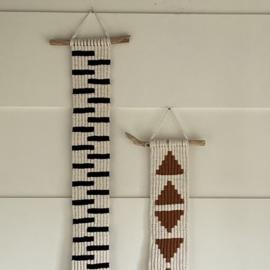 Wandhanger Arizona (gestreept)