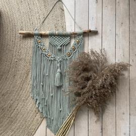 Wandkleed Sage Green