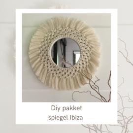 DIY spiegel Ibiza €24,95