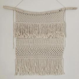Wandkleed Fringe