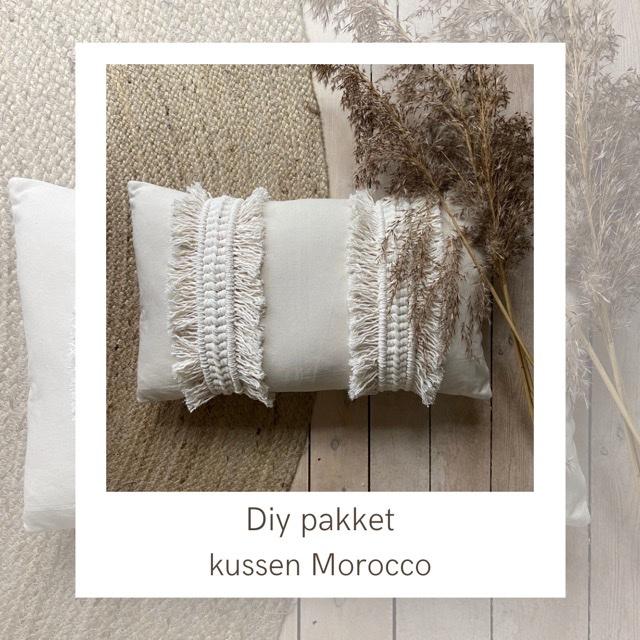 PAKKET kussen Morocco