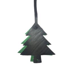 Ecowings - Kersthanger van gebruikte binnenbanden