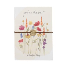 A beautiful story - Jewelry Postcard | You're the Best