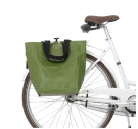 Bikezacs - Mat groen, nieuw model
