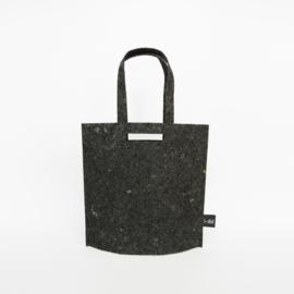 i-did shoulderbag Mireille Chalkboard Black
