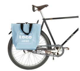 Bikezacs lichtblauw