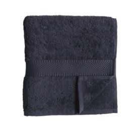Bo Weevil - Handdoek 50 x 100 biokatoen antraciet