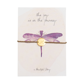 A beautiful story - Jewelry Postcard | The joy is in the journey