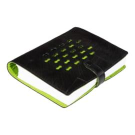 Ecowings Ring Notebook  Luxe Appel Groen