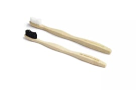 Bamboovement - Bamboe tandenborstel (plat)