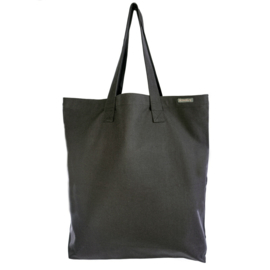 Bo Weevil - Tote XL anthraciet
