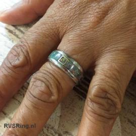 DNA Ring Australische Opaal