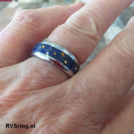 Bandring Lapis Lazuli