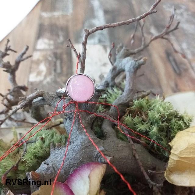 Moedermelk Ring Roze