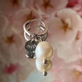 The beauty of Pearls oorbellen