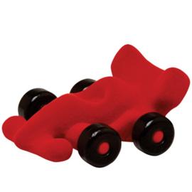 Rubbabu race auto rood