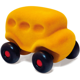 Rubbabu schoolbus geel