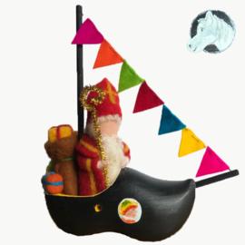 Stoomboot sinterklaas