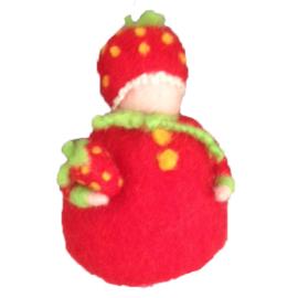 Aardbeienvrouwtje Wol