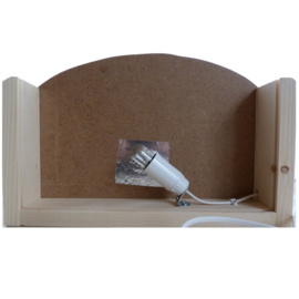 Silhouetlamp basislamp